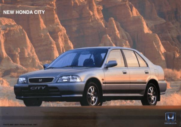 Honda City SX8- The Game Changer 2