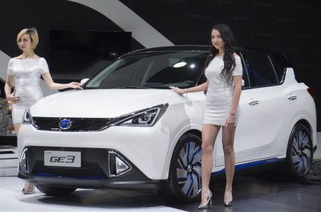 GAC of China Presents Three Cars at Detroit Auto Show 18