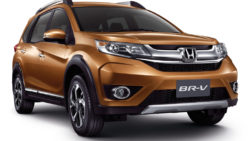 Honda All Set to Launch BR-V in Pakistan 5