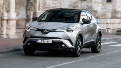Toyota C-HR Spotted Testing in Thailand 14
