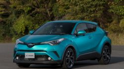 Toyota C-HR Spotted Testing in Thailand 10