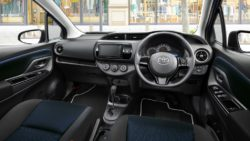 2017 Toyota Vitz Facelift Launched in Japan 10