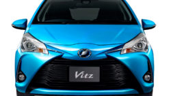 2017 Toyota Vitz Facelift Launched in Japan 5