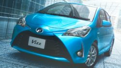 2017 Toyota Vitz Facelift Launched in Japan 2