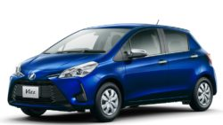 2017 Toyota Vitz Facelift Launched in Japan 9