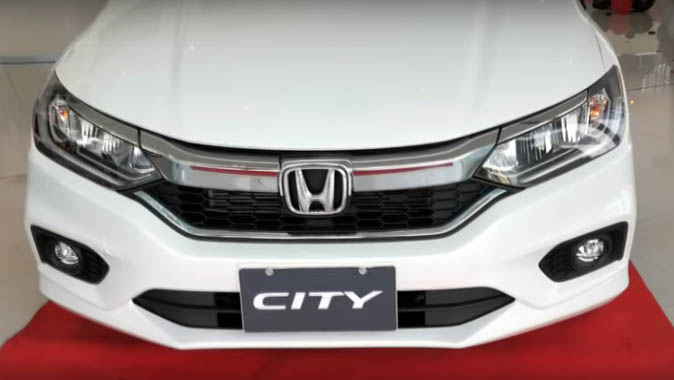 2017 Honda City Facelift Walk-Around [Video] 3