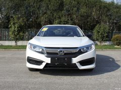 The 1.0L Turbo Civic Launched in China 20