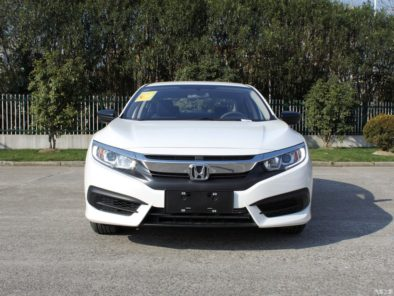 The 1.0L Turbo Civic Launched in China 14