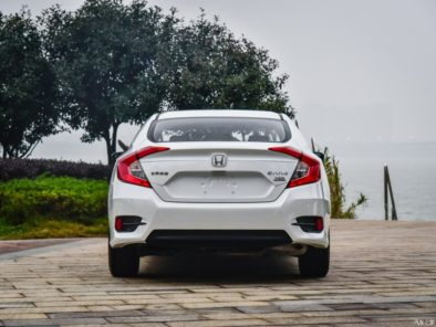 The 1.0L Turbo Civic Launched in China 7