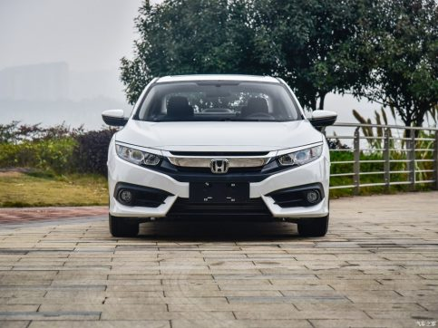The 1.0L Turbo Civic Launched in China 9