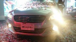 Pak Suzuki Officially Launches the Ciaz Sedan 3
