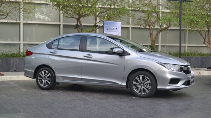 Honda City Facelift to Launch in India on 14th February 3
