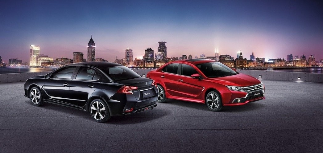 2017 Mitsubishi Grand Lancer- This is it! 1