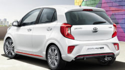 Kia Unveils the 3rd Generation Picanto 19