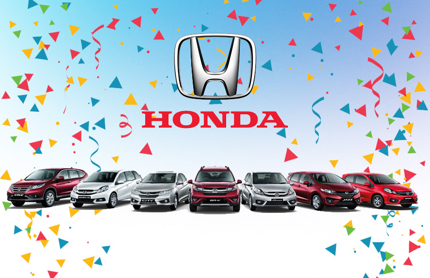 Honda Achieves its ASEAN Automobile Sales Record in 2016 1