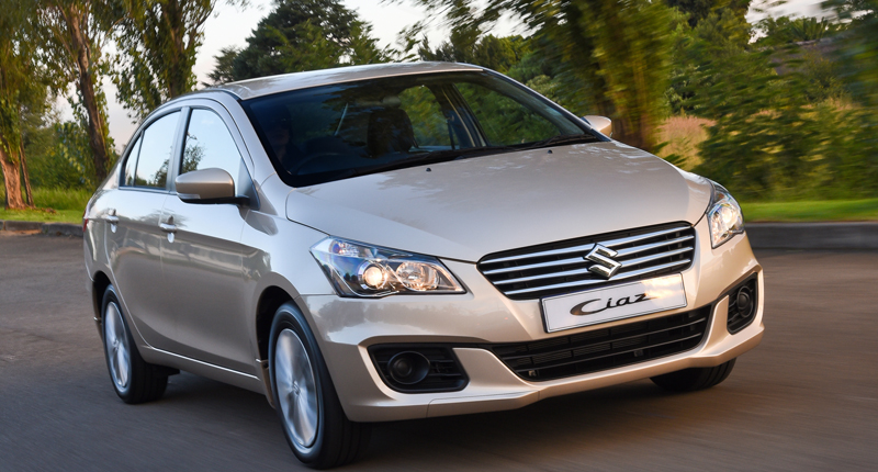 Maruti Suzuki Ciaz Overtakes Honda City to Become the Highest Selling Sedan in India 1