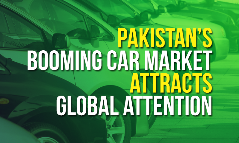Pakistan's Booming Car Market Attracts Global Attention 1