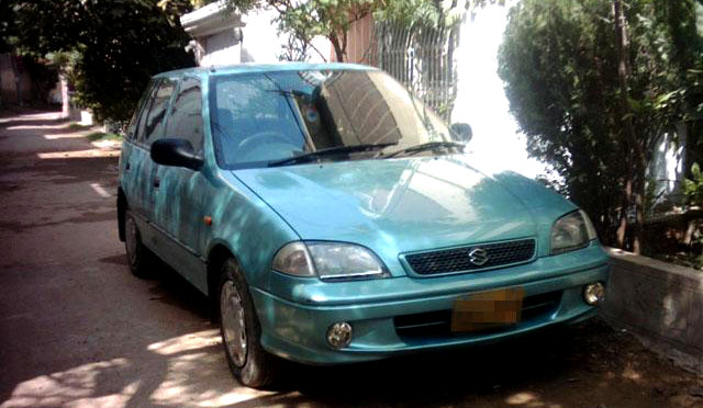 17 Years of Suzuki Cultus in Pakistan 14