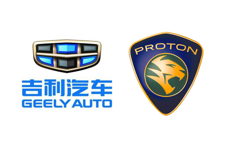 Geely to Acquire Controlling Stake in Proton 2