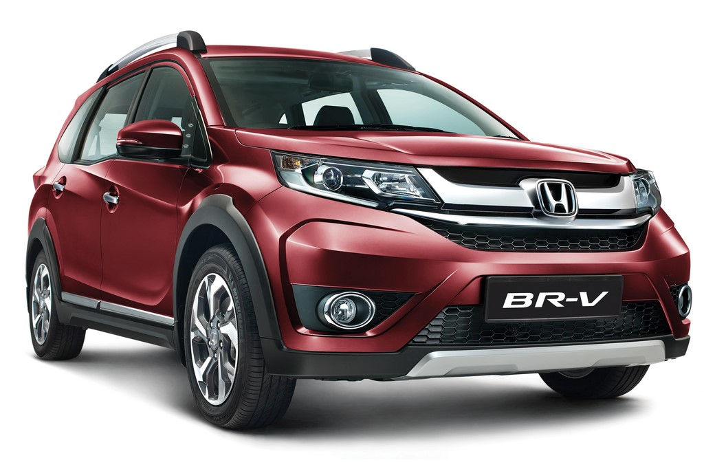 Honda BR-V Specs and Prices Revealed 30