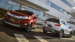 Honda WR-V to Make Its Brazilian Debut in March 3