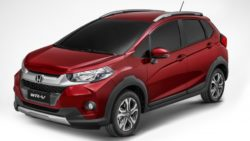 Honda WR-V to Make Its Brazilian Debut in March 9