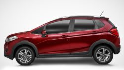 Honda WR-V to Make Its Brazilian Debut in March 14