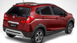 Honda WR-V to Make Its Brazilian Debut in March 15