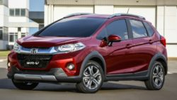 Honda WR-V to Make Its Brazilian Debut in March 5