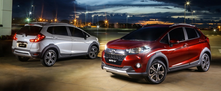 Should Honda Atlas Launch the WR-V Crossover in Pakistan? 1