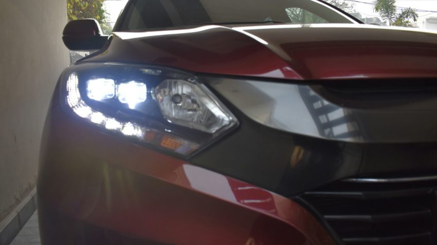 User Review: Honda Vezel of Ahmad Zaheer 2