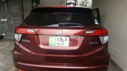 User Review: Honda Vezel of Ahmad Zaheer 14