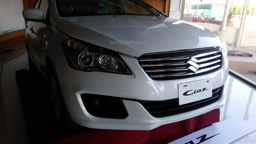 12 Things Not Found in Pak Suzuki Ciaz 5