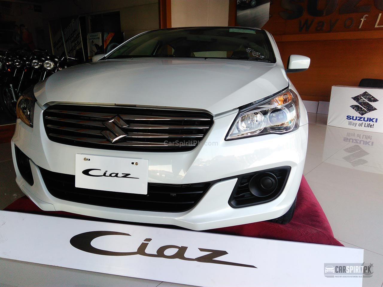 Pak Suzuki Ciaz- The Excitement And The Disappointment 1