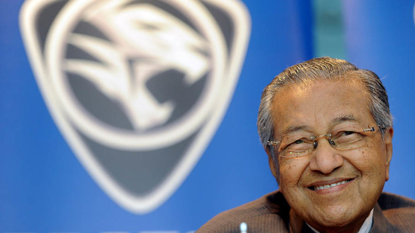 Geely to Acquire Controlling Stake in Proton 1