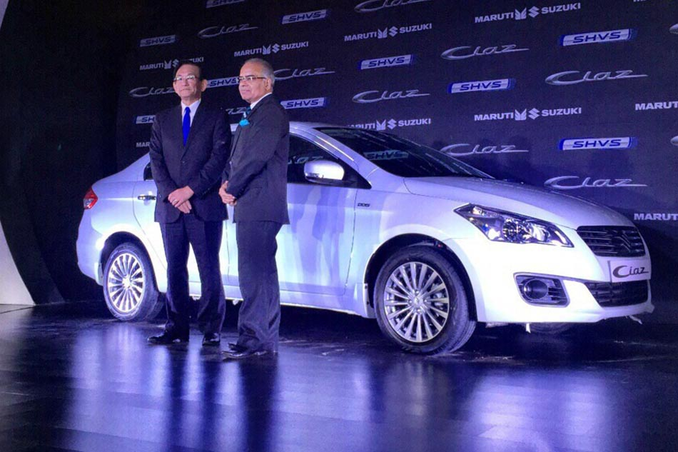 Suzuki SHVS Models' Sales Cross 1 lac Units in India 30