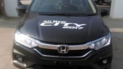 Honda City Facelift to Launch in India on 14th February 1