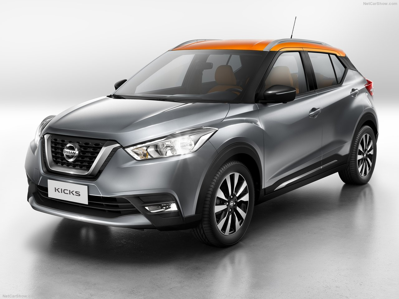 Nissan Kicks to Reach Asia-Pacific Markets 1