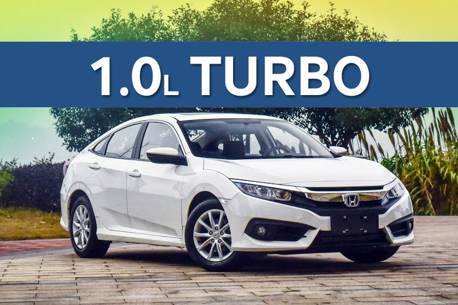 The 1.0L Turbo Civic Launched in China 1