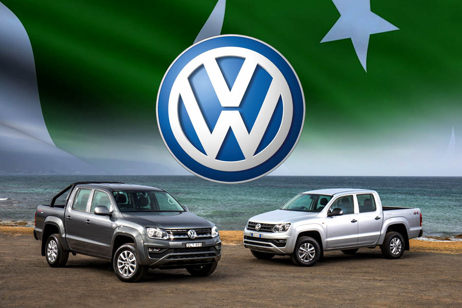 Volkswagen to Launch Two Vehicles in Pakistan 2