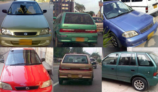 17 Years of Suzuki Cultus in Pakistan 16