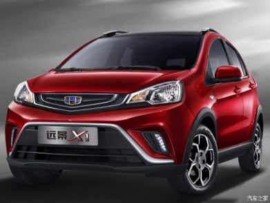 Geely Sales Exceed 1 Million Units Within 8 Months in 2018 7