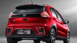 The Geely X1 (Emgrand Mini) Will Debut At Shanghai Auto Show 4