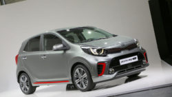 Kia Unveils the 3rd Generation Picanto 2