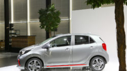 Kia Unveils the 3rd Generation Picanto 5