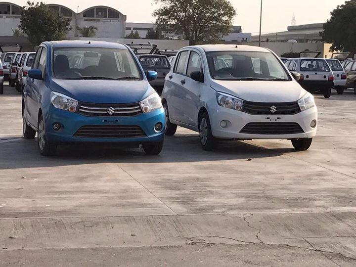 Pak Suzuki to Launch Celerio with Cultus Tag 26