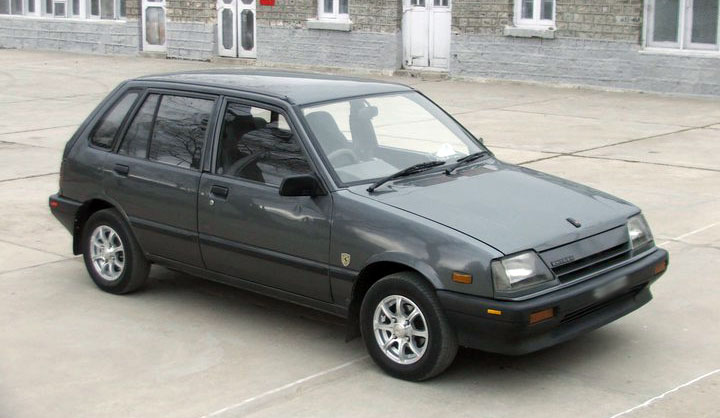 17 Years of Suzuki Cultus in Pakistan 12