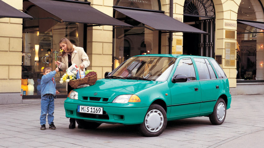 17 Years of Suzuki Cultus in Pakistan 24