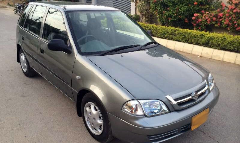 17 Years of Suzuki Cultus in Pakistan 20
