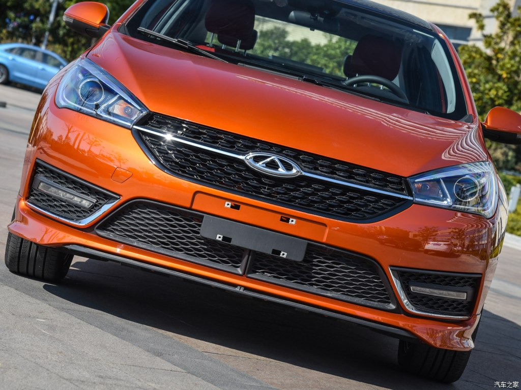 Chery Arrizo5 Sport Launched in China 11